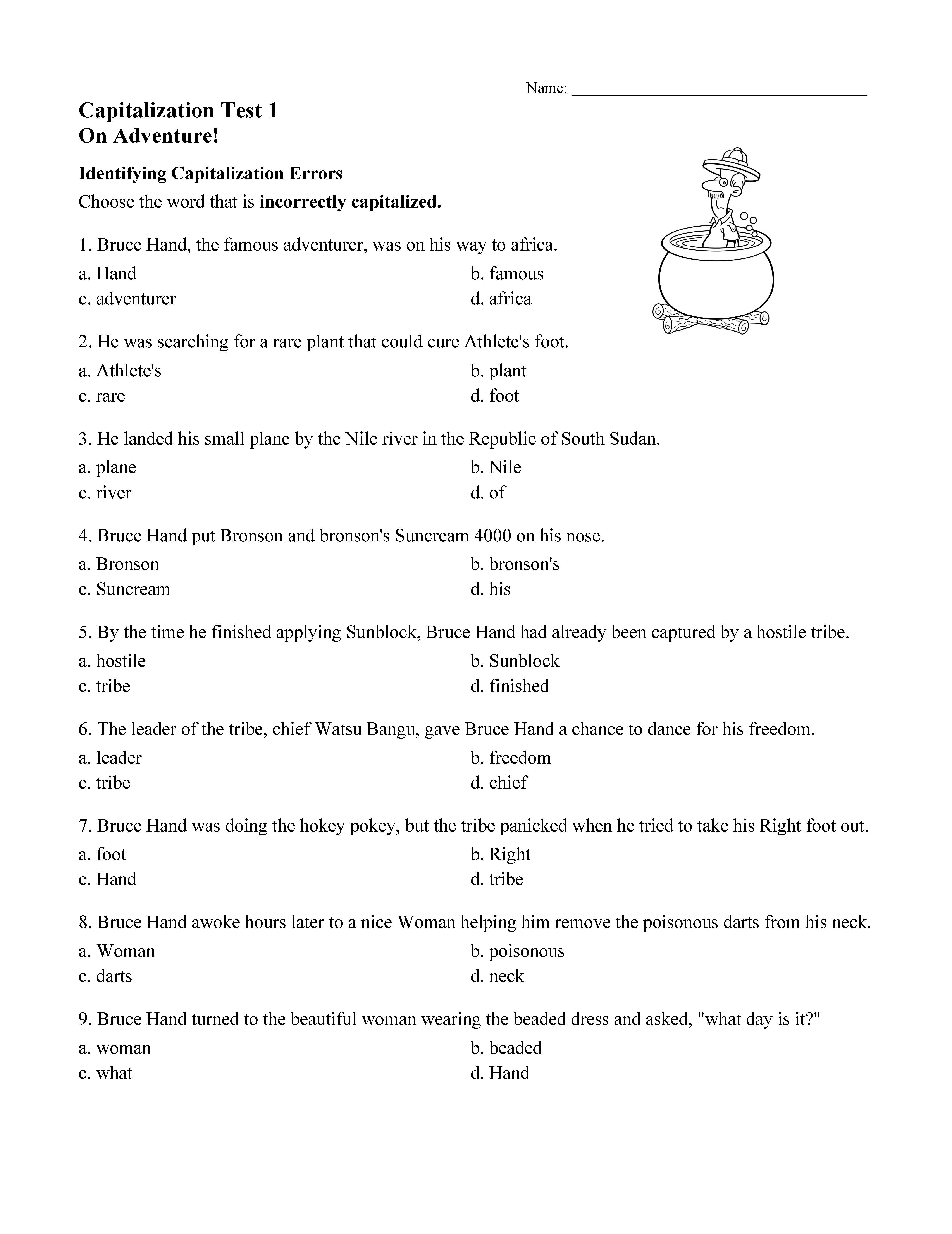 E Reading Worksheets Test Printable Worksheets And Activities For Teachers Parents Tutors And Homeschool Families Theme, text structure, genre, irony, and more. thebackpackingtales com