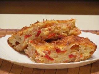 Pita sa pečenim paprikama | Erecepti