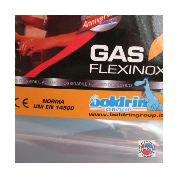 Tubo Gas Per Collegamento Piano Cottura Mt 2 Norma 14800