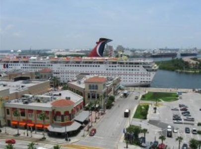 Tampa Cruise Ship Terminal