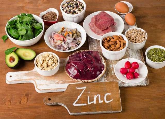 Zinok: účinky, dávkovanie a v ktorých potravinách je