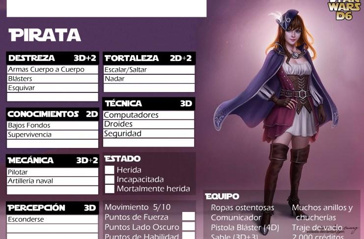 Ficha de Pirata en jpg