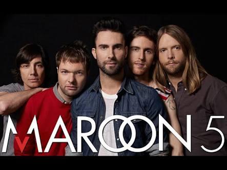 Maroon 5 charge. www.eremmel.com