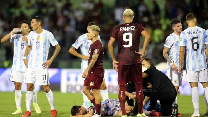 world-cup-south-american-qualifiers-venezuela-v-argentina
