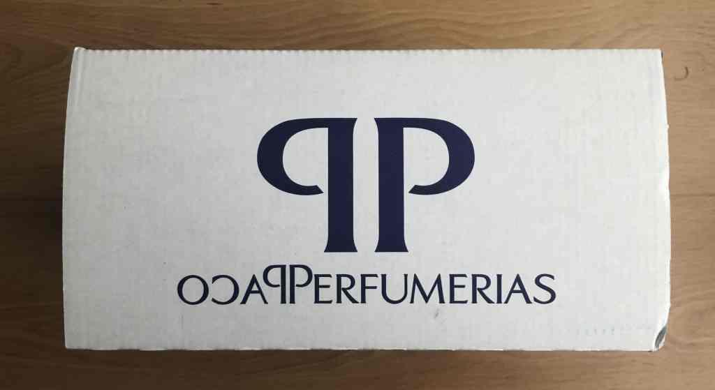 Caja Perfumerías Paco
