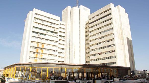 בניין כלל, ירושלים. צילום: שניר קציר