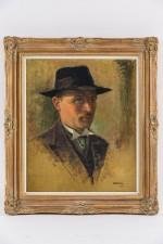 Restauratie zelfportret Tysmans