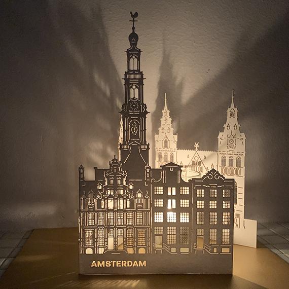 Bijzonder cadeau Amsterdam