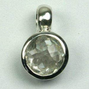 AN102 Bergkristall 7 mm