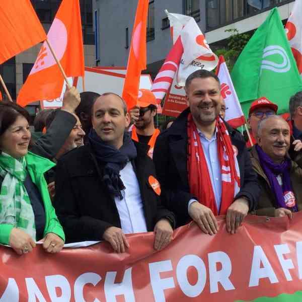 Συνομοσπονδίας Ευρωπαϊκών Συνδικάτων-Ανησυχητική η καθυστέρηση για τα μέτρα έκτακτης ανάγκης – Το σχέδιο ανάκαμψης πρέπει να επιταχυνθεί