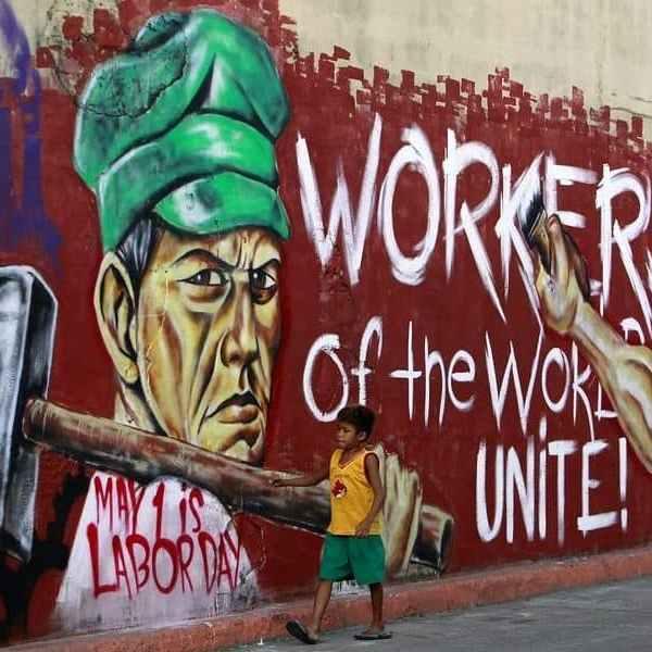 Εργαζόμενοι του κόσμου ενωθείτε !!