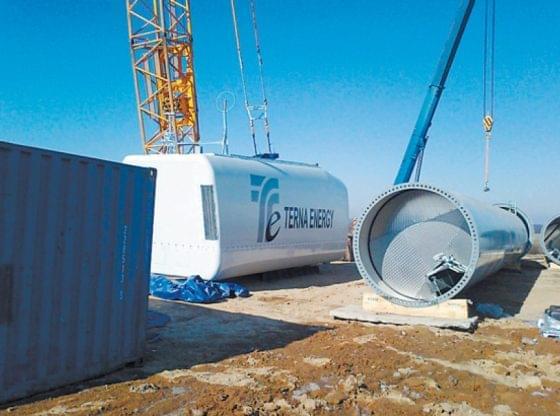 Συμμετοχή της ΤΕΡΝΑ σε τέσσερα νέα έργα σημαντικών ενεργειακών υποδομών
