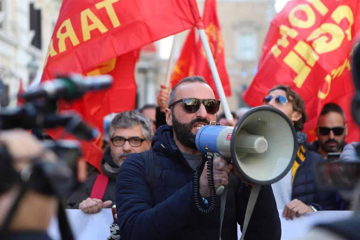 Ιταλία – Ξεκινούν οι κινητοποιήσεις CGIL, CISL και UIL. Πρώτη ημερομηνία στις 29 Ιουλίου στη Ρώμη