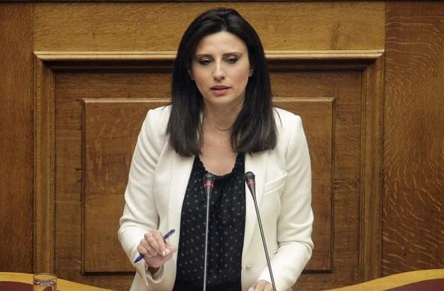 Ν. Κασιμάτη: Στη Βουλή η συμμετοχή του Πρέσβη της Ελλάδας στο Αζερμπαϊτζάν στην προκλητική φιέστα του καθεστώτος Αλίεφ στο Αρτσάχ