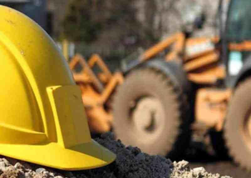 Νεκρός 59χρονος σε εργατικό δυστύχημα στα Γιαννιτσά, παρασύρθηκε από μηχάνημα έργων