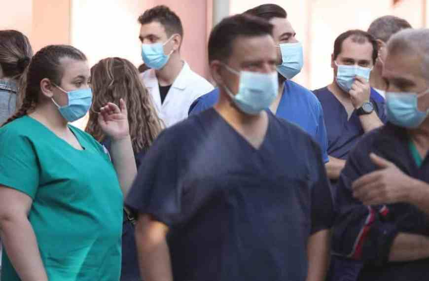 Οι 300 προσλήψεις μόνιμες γιατρών έγιναν 200