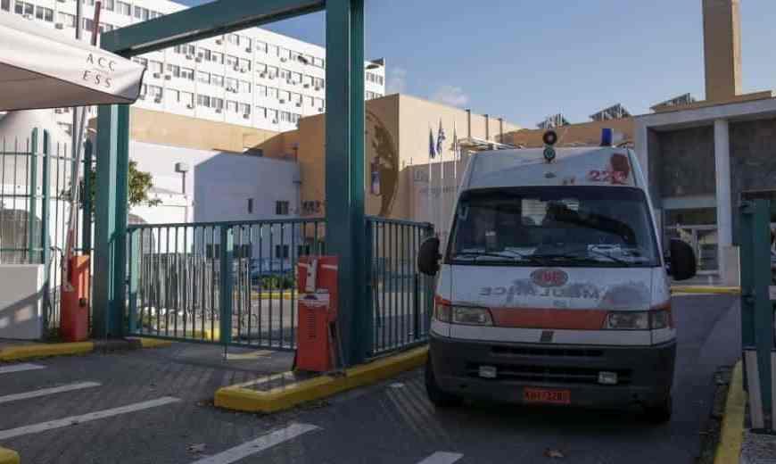 Εκκενώνεται από αύριο ο «Άγιος Παύλος»-Σε εξέλιξη η μεταφορά ασθενών από το «ΑΧΕΠΑ»(φωτογραφίες)