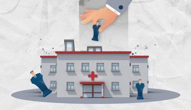 Διοικητές νοσοκομείων: Στα βιογραφικά τους βρήκαμε από γυμναστή μέχρι πιλότο
