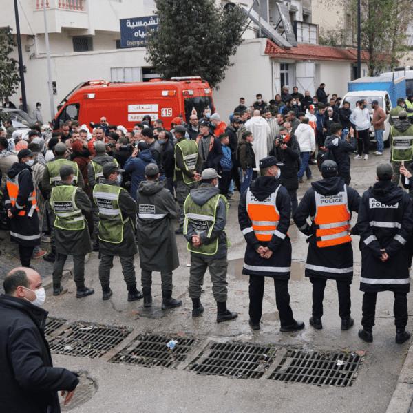 28 εργάτες σκοτώθηκαν σε παράνομο εργοστάσιο ενδυμάτων του Μαρόκου