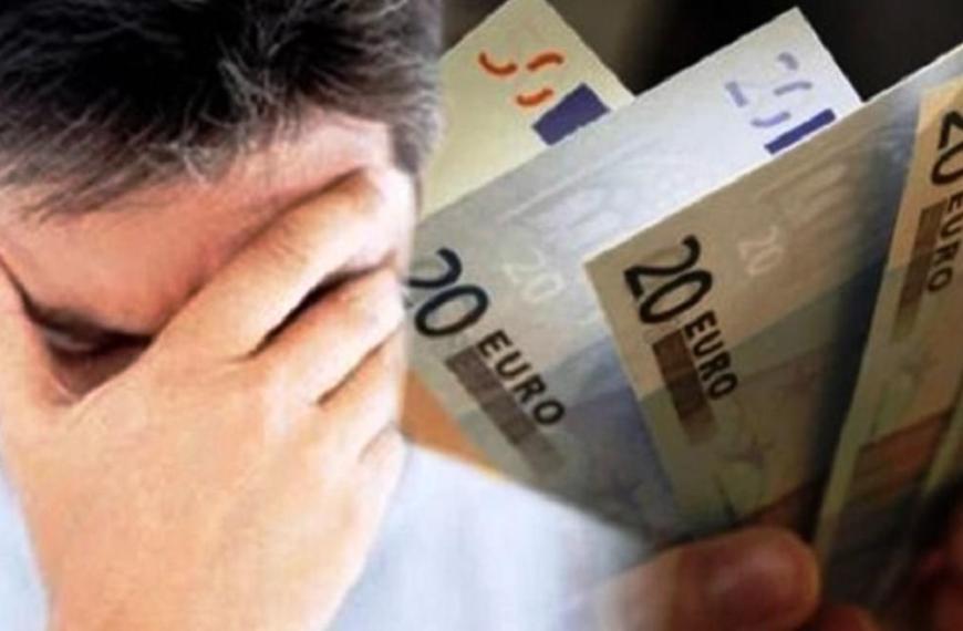 Ένας στους πέντε εργαζόμενους παίρνουν μισθό μέχρι 500 ευρώ