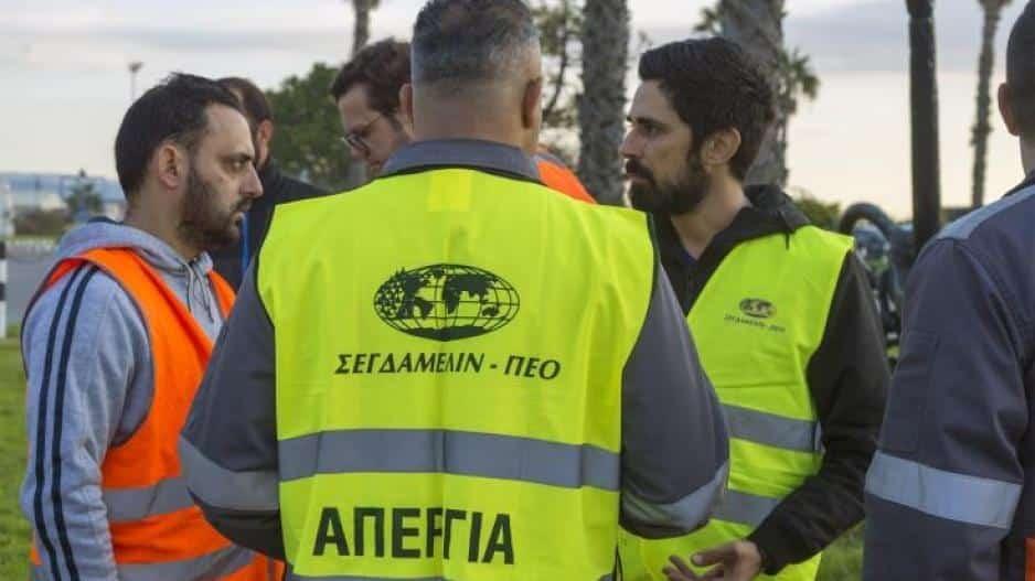 Κινδυνεύει η εργατική ειρήνη στο Λιμάνι Λεμεσού