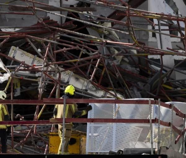 Βέλγιο: Πέντε νεκροί σε εργοτάξιο κατασκευής σχολείου