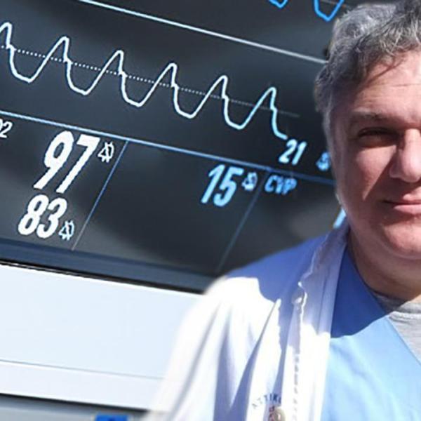 """""""Κατηγορώ"""" του εντατικολόγου Μ. Ρίζου κατά της Εταιρείας Εντατικολόγων για τη σιωπή της στην πανδημία"""