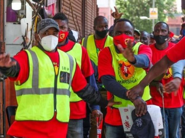 Νότια Αφρική: 160.000 μεταλλουργοί σε απεργία επ' αόριστον για αύξηση των μισθών