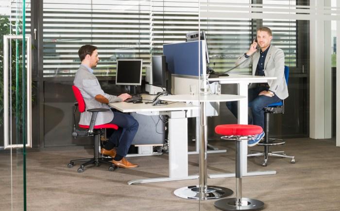 Der optimale Drehstuhl höhenverstellbare Schreibtische