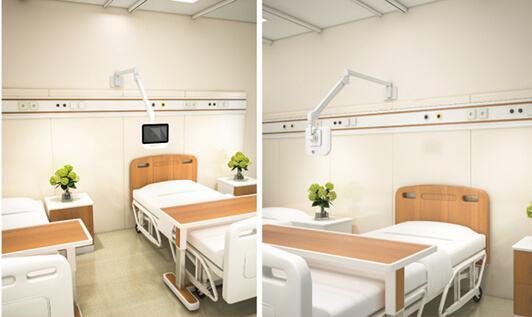 wisdom ward display wall mounts