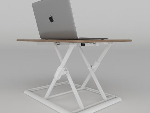 wooden desktop best pro macbook stand manufacture 02