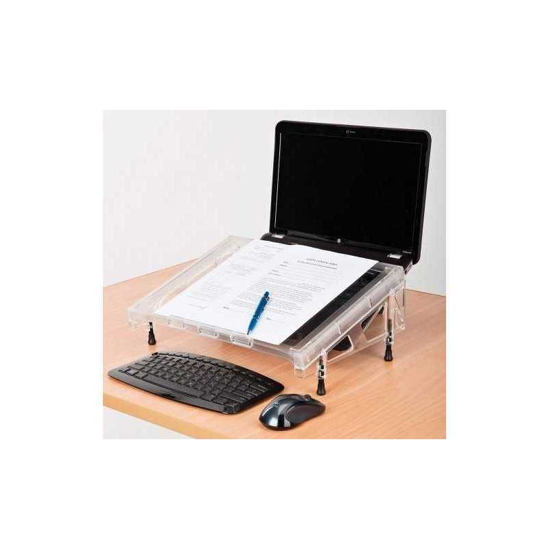 Porte Document Ergonomique Microdesk Compact