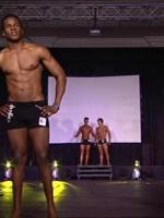 Ergosport Model, Moses K.. Ergosport Models supplies celebrity sports models, athletes and body doubles