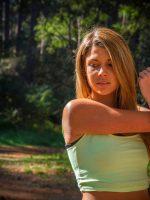Ergosport Model, dani-lee m. Ergosport Models supplies celebrity sports models, athletes and body doubles