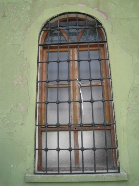 Alt Kat Pencere Detayı