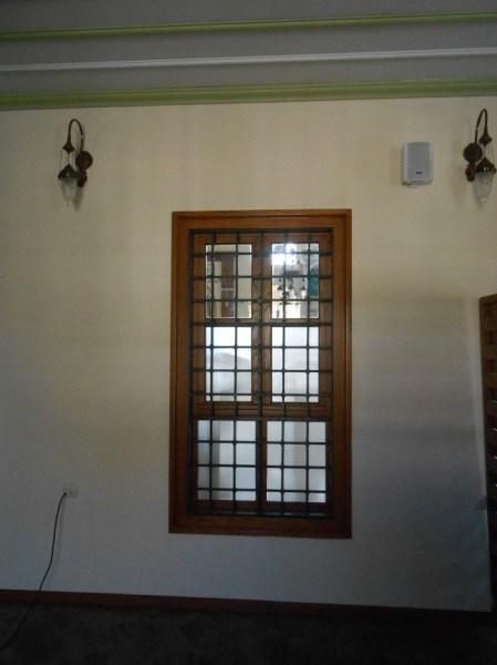 Projeye uygun değiştirilen pencere detayı
