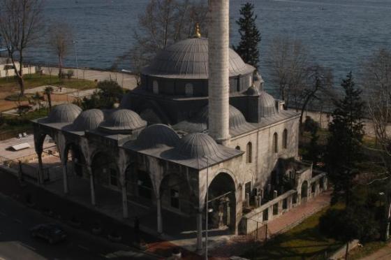Molla Çelebi Cami Genel Görünüş