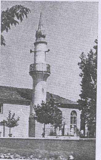 'Üsküdar Tarihi' İsimli kitaptan alınana yapıya ait fotoğraf