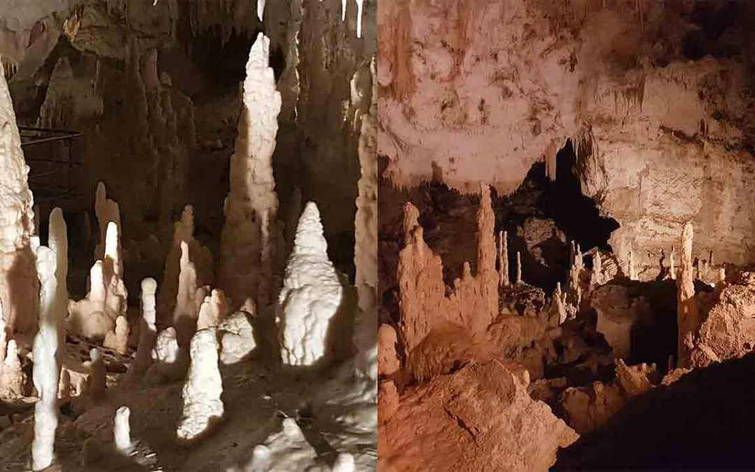 Grotte di Frasassi: la favola incantata