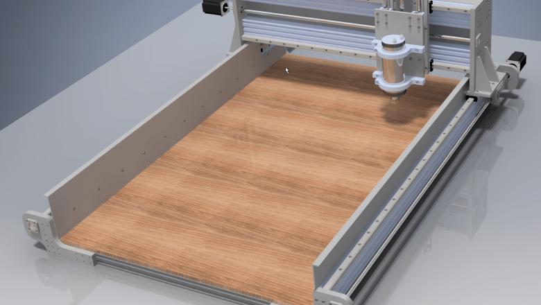 DIY CNC Update