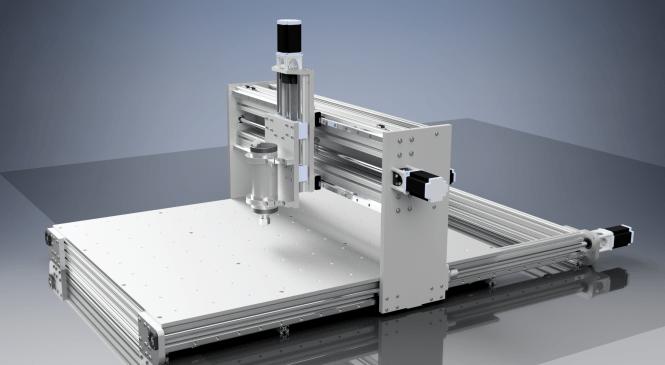 CNC Mill V2 – Update