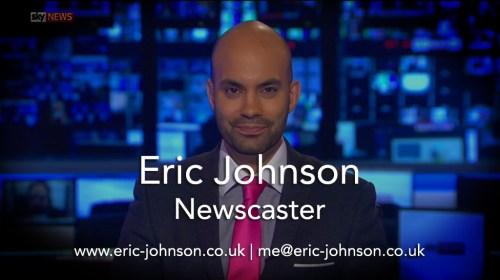 Eric Johnson Sky News