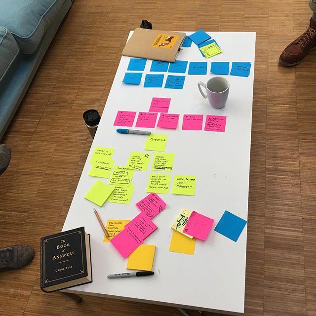 Designers doing design stuff part 2 #travelmattic