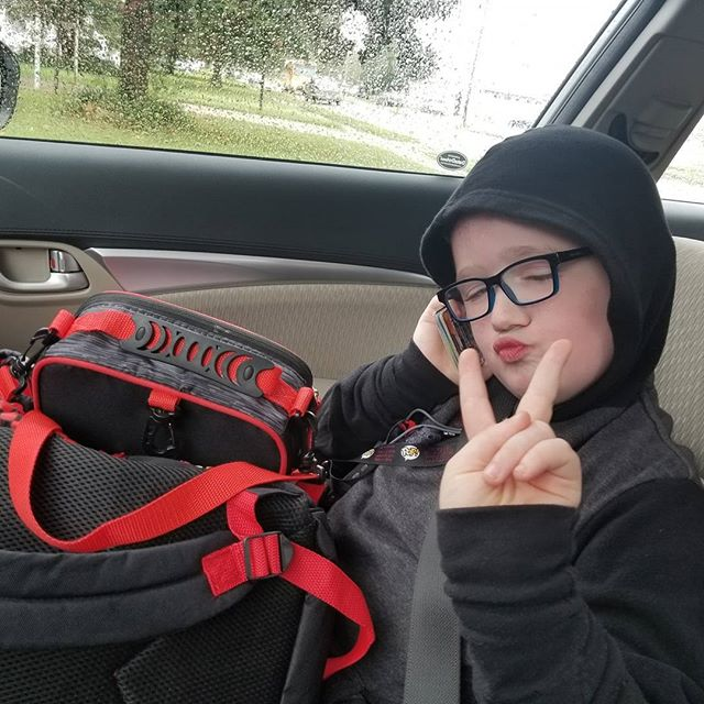 This kid