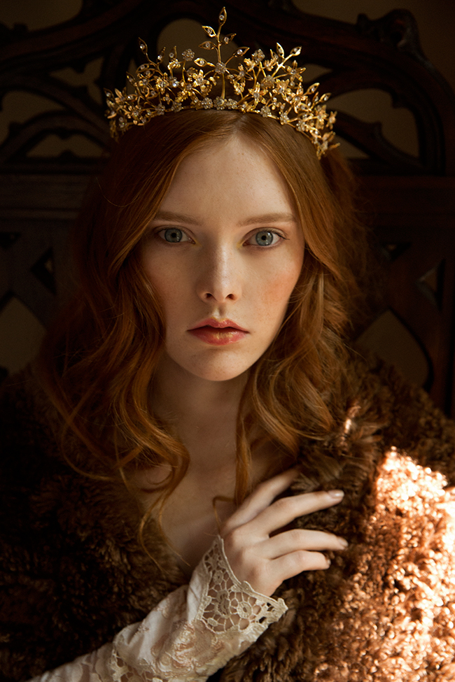 Objects of Desire wedding crown