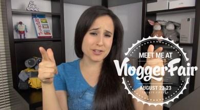 Meet Me at VloggerFair 2015 & New Apartment Tour