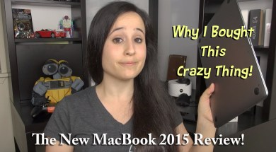 New MacBook 2015 (12 inch) Review: (WHY I BOUGHT IT)