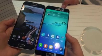 Samsung Galaxy S6 Edge+: Just a Bigger Edge (Hands On)