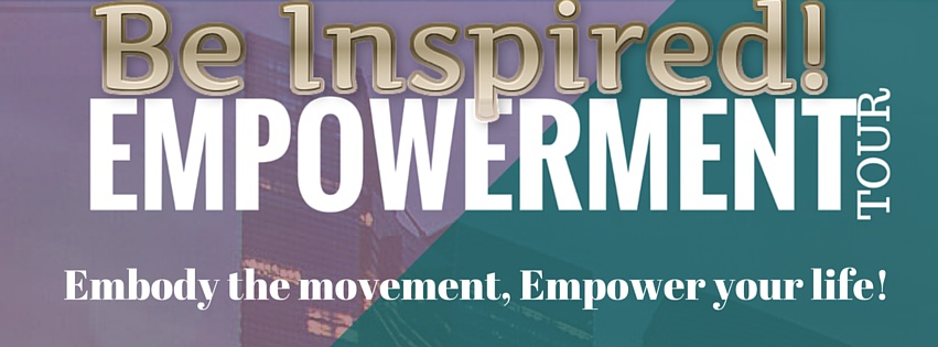 Embody the movement, Empower your life!