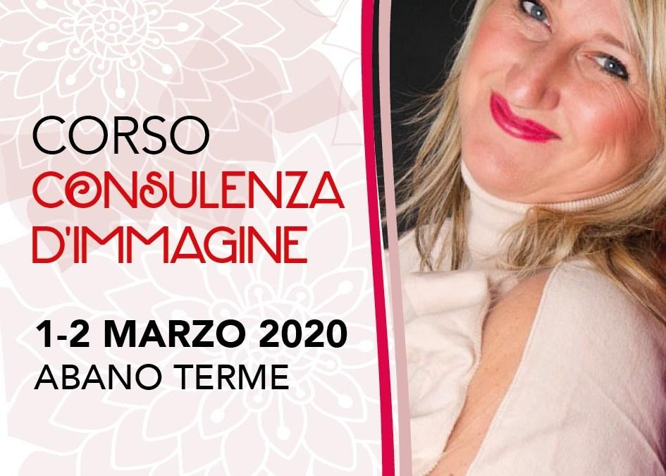 Corso Consulenza d'Immagine ad Abano Terme